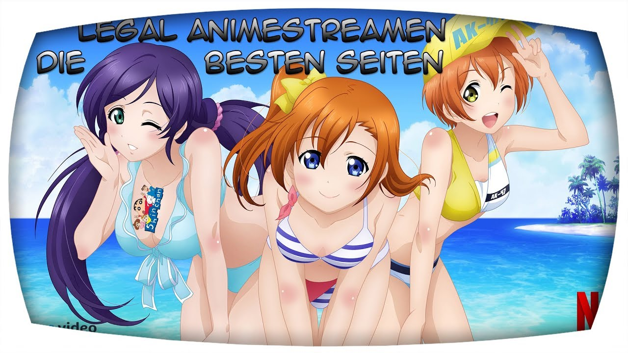 Anime Stream Seiten Legal