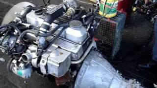 TD-27 Turbo engine for Roger