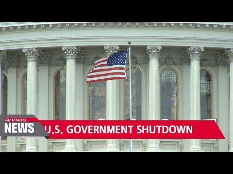 U.S. government shutdown to be detrimental to U.S. economy