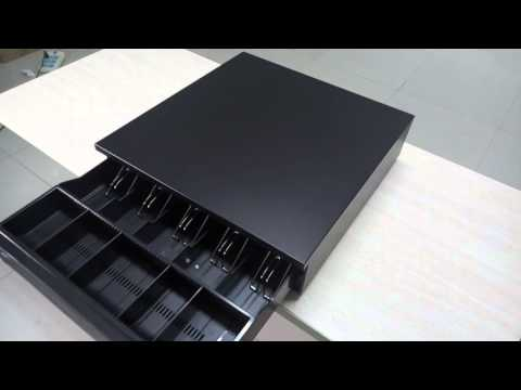 IPCD02 RJ11 Cash Drawer Installation Cash Box How To Open Cash Drawer And Receipt Printer