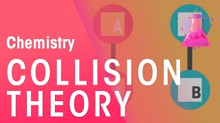 Collision Theory & Reactions - Part 1 | Reactions | Chemistry | FuseSchool