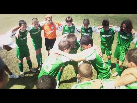 "Arab-Jewish coexistence through ""the beautiful game"""