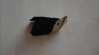 Урок Оригами Еж