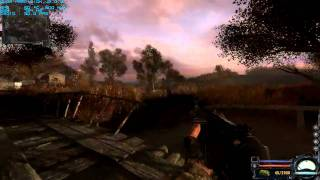 STALKER Clear Sky: Sunrise in the Swamps