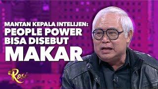 Mantan Kepala Intelijen: People Power Bisa Disebut Makar | BPN Tolak Penghitungan KPU - ROSI (2)