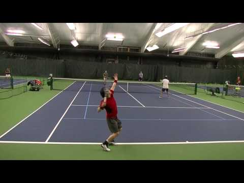 Tennis in Chicago at STP 20170224