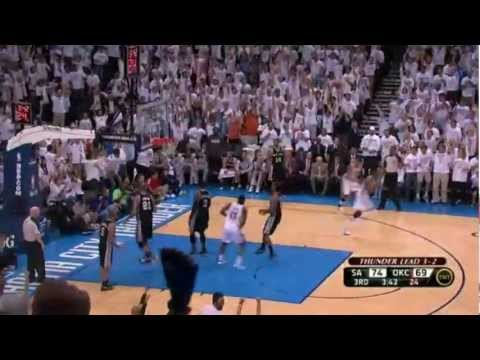 Spurs vs. Thunder - Game 6 Highlights - 2012 NBA Playoffs.avi