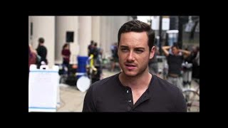 #CHICAGOPD SEASON 3 Interview with JESSE LEE SOFFER