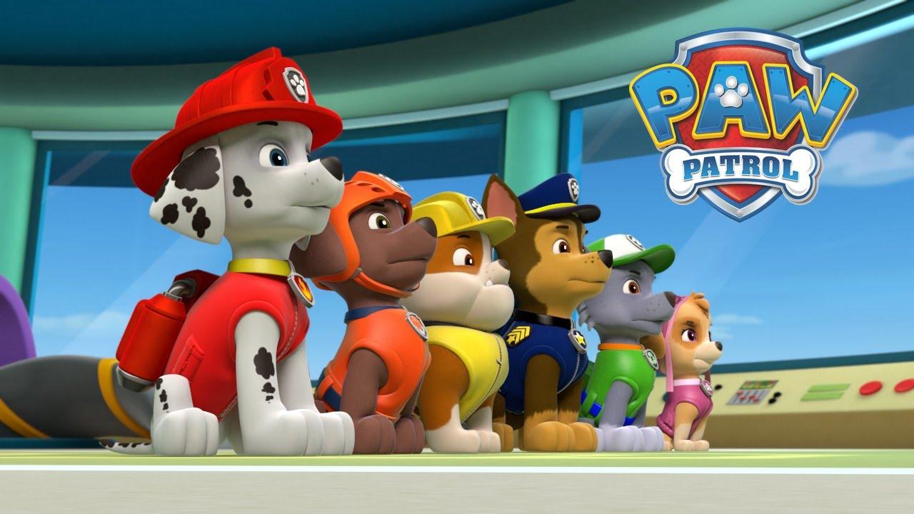 Commenti ai cartoni animati ep1 paw patrol youtube