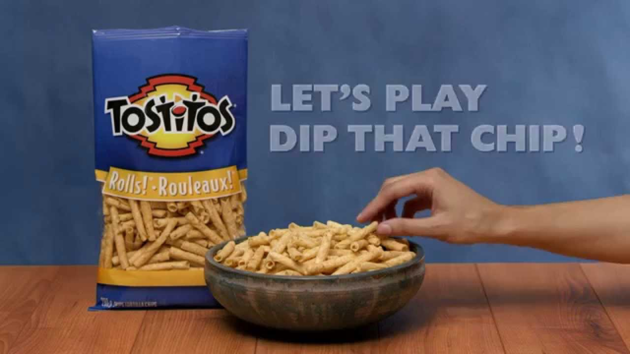 New Tostitos Rolls Tortilla Chips The Perfect Chips For