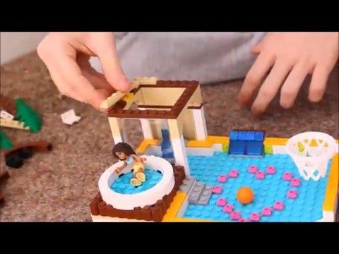 Лего френдс мультфильм для девочек