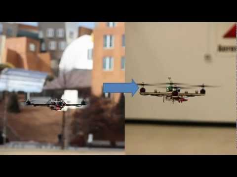 Indoor Flying Robots