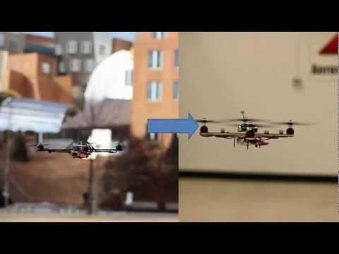 Indoor Flying Robots