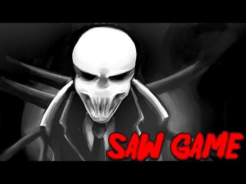 SLENDERMAN SAW GAME | LA BUSQUEDA DE LAS PAGINAS | Parte 2