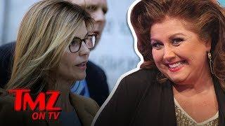 Abby Lee Miller Gives Jail Advice To Lori Loughlin and Felicity Huffman | TMZ TV