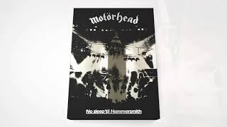 Motörhead – 'No Sleep 'Til Hammersmith' 40th anniversary, deluxe edition unboxing