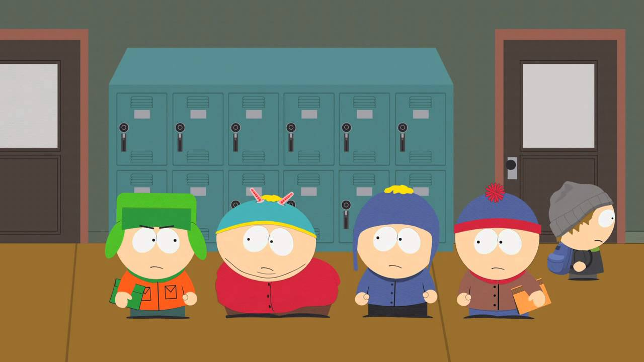 how to get all summons south park