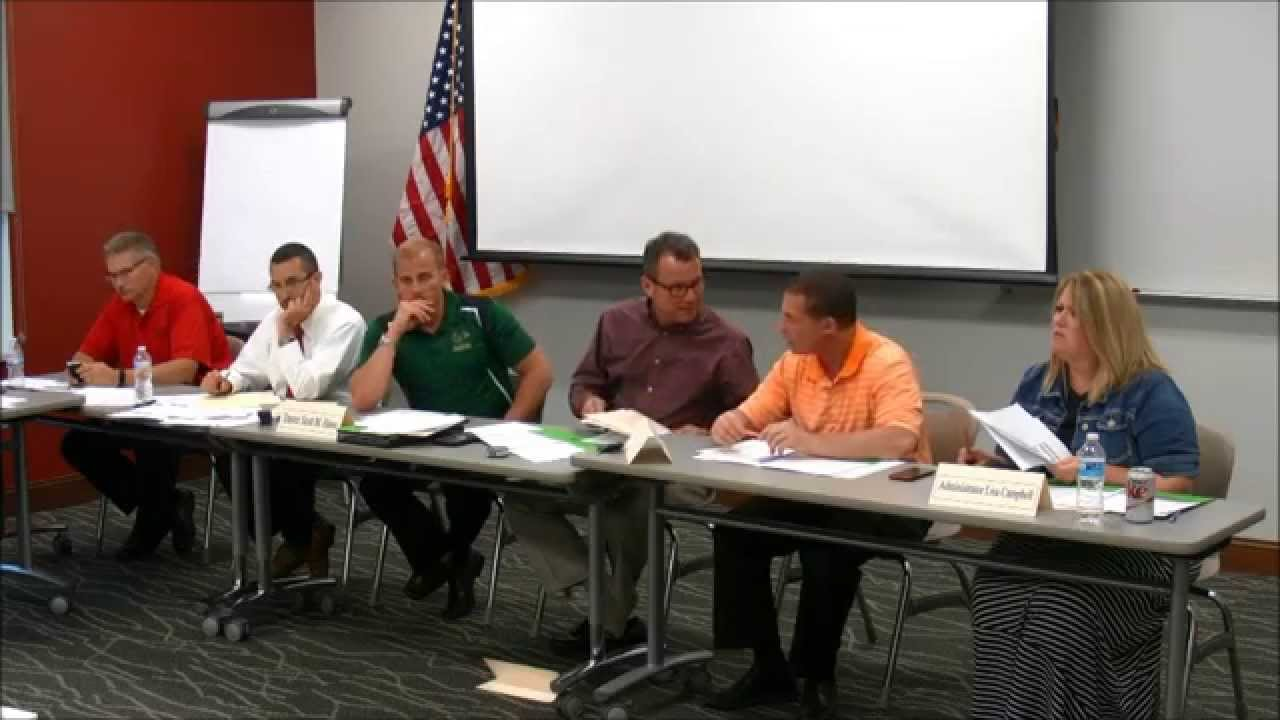 5-5-15 - Plain Township Board of Trustees Special Meeting ...