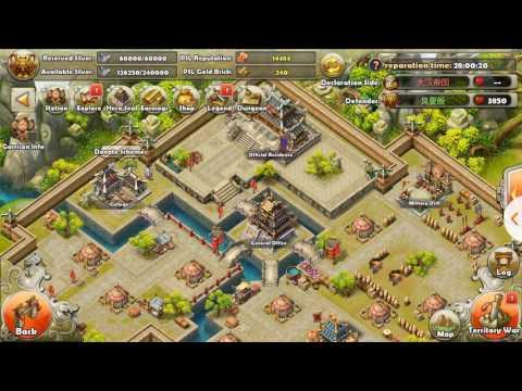 Dynasty War: Saving Ingots for 777 Hero  