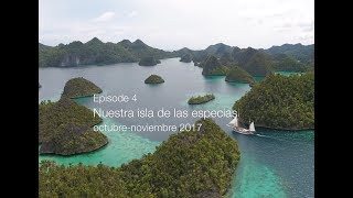 The Ocean Mapping Expedition, capítulo 4: Nuestra isla de las especias, oct-nov 2017