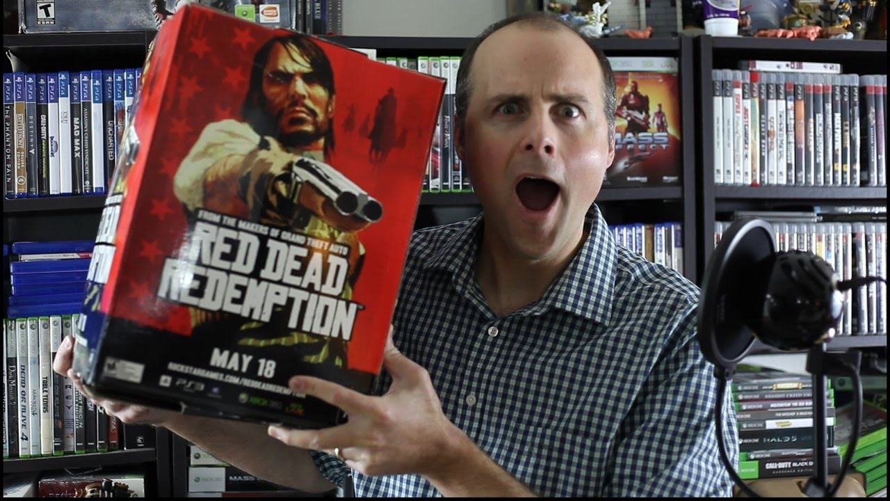 Red Dead Redemption 2 Collector39s Edition Wish List Youtube