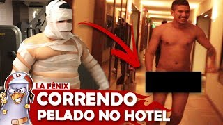 FEAR PONG DA VERGONHA NO HOTEL