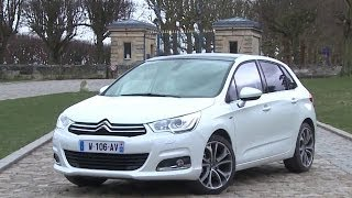 Essai Citroën C4 1.2 e-THP 130 Exclusive 2014