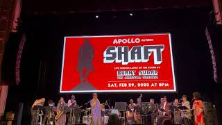 """Shaft""(1971) live performance of the score by [Burnt Sugar The Arkestra Chamber]"
