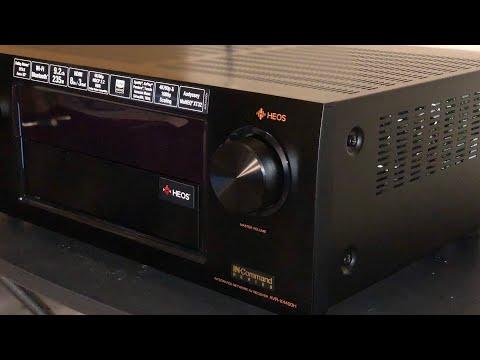 Denon AVR-X4400H Review