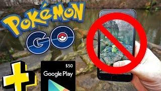 Soft Ban & Novidades Oficiais Pokémon GO! + Sorteio Cartão R$ 50