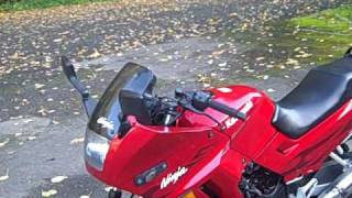 Kawasaki Ninja 250 (2006): Pro's and Con's/Review (Vlog#7)