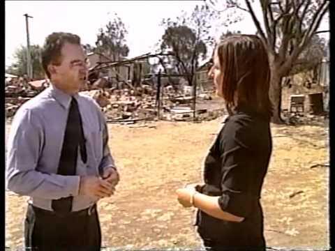 Canberra Bushfire Appeal telethon, 2003