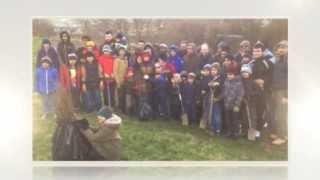 Ahmadiyya Muslim Youth from Bradford South Plant over 1000 trees