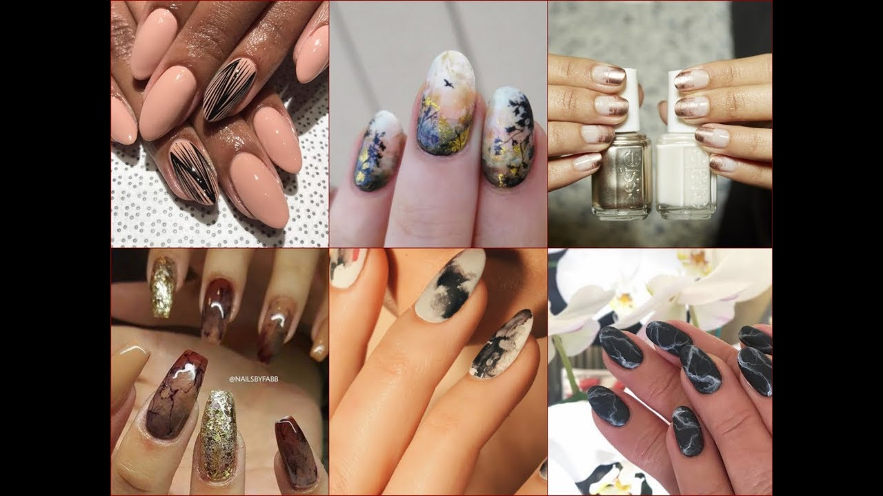Top-20 Best Nail Art Trends and Nail Polish Colors for Fall 2017 ...
