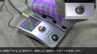 【試奏動画】Morpheus Bomber ポリフォニック・ピッチシフト・ペダル