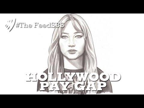 Hollywood pay gap I the Feed
