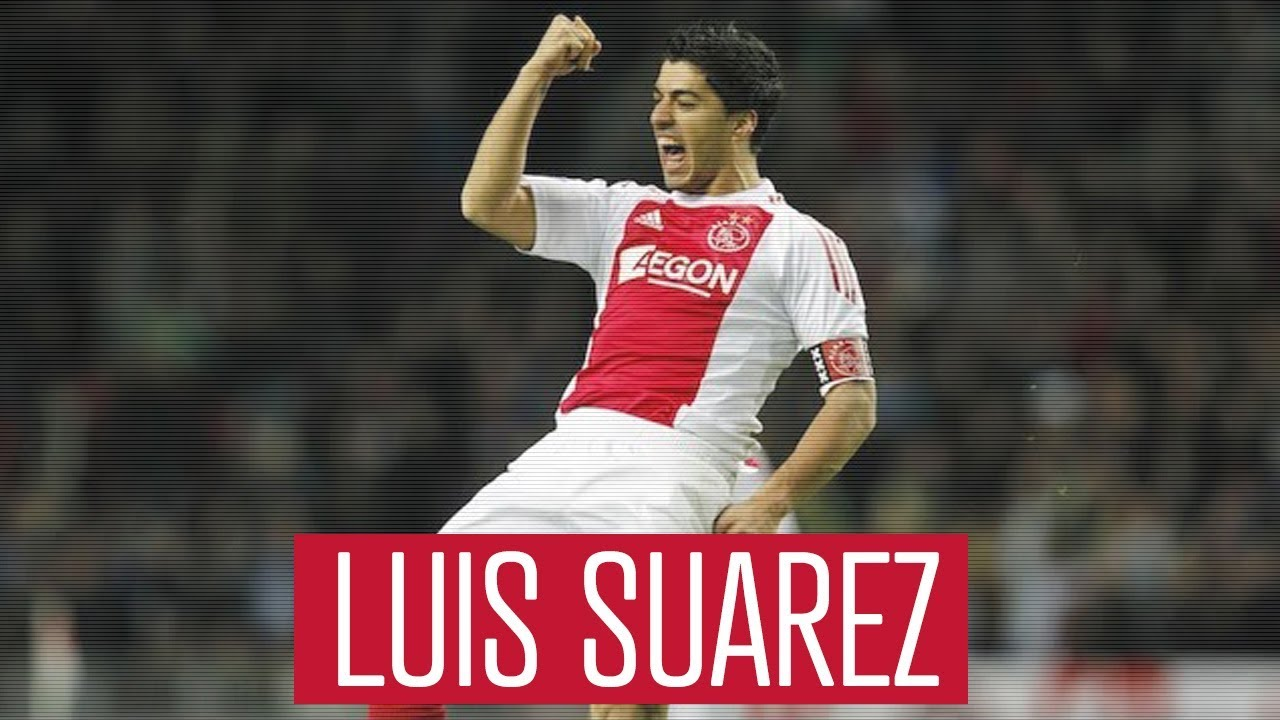 new arrival 2f740 43127 Ajax wish Luis Suarez happy birthday - Football (soccer ...