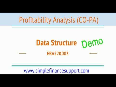 ERA22K103 - COPA Structure - Operating Concern