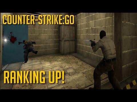 CS:GO - Ranking Up! (Full Match)