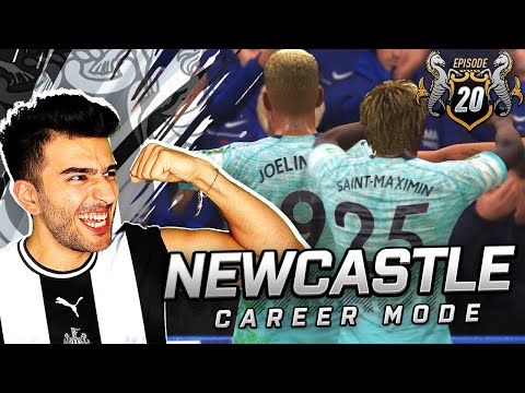 CHELSEA ABSOLUTELY DESTROYED TWICE IN A DAY! - FIFA 19 NEWCASTLE CAREER MODE #20