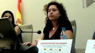 JORNADA 08 MADRID: ALMUDENA MUÑOZ