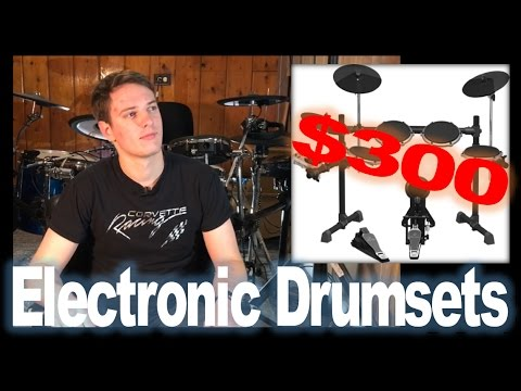 The Best Electronic Drumsets For $300