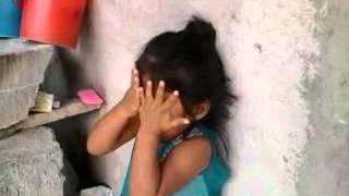 Peppa pig muere- niña llorando