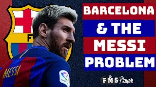 Over the past few years messi has become a tactical problem for barcelona, but how so? download onefootball: http://tinyurl.com/yygumnz2 support fms on patre...