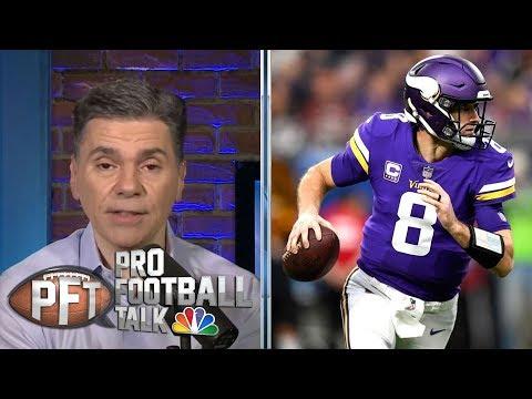 Vikings among 10 teams to land 5 primetime games   Pro Football Talk   NBC Sports