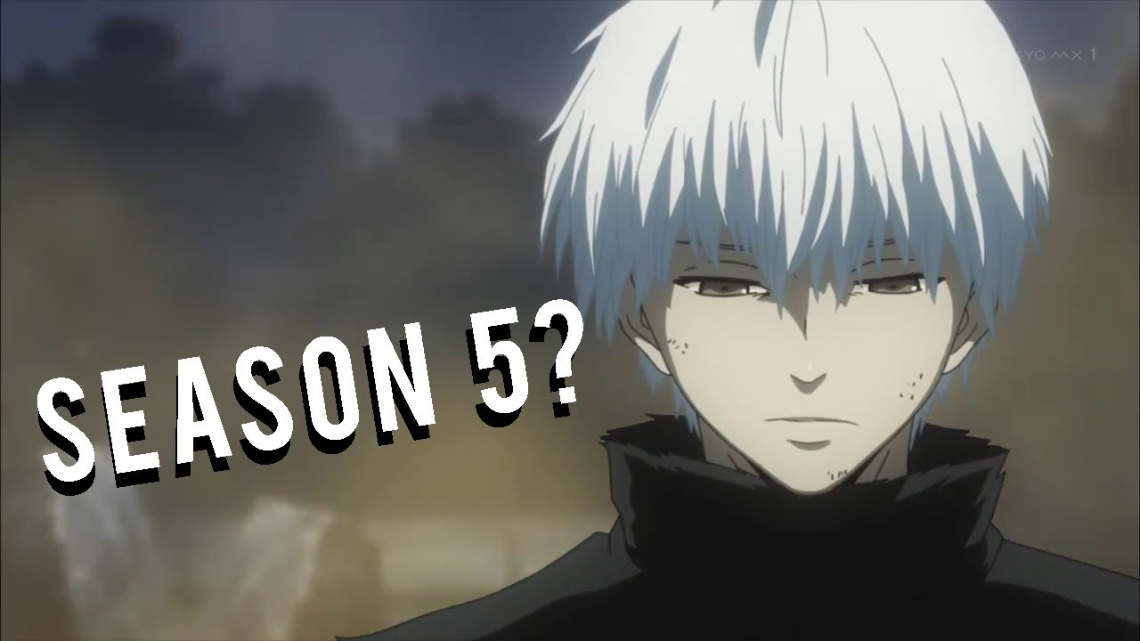 Tokyo Ghoul Season 5, News, Updates, and Release Dates - YouTube
