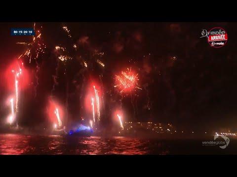Vendée Globe 2020:  Le résumé des 4 premières arrivées