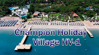 Отели Турции CHAMPION HOLIDAY VILLAGE 5 Кемер