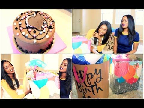 Best TWIN Birthday Gift Swap EVER 웃웃