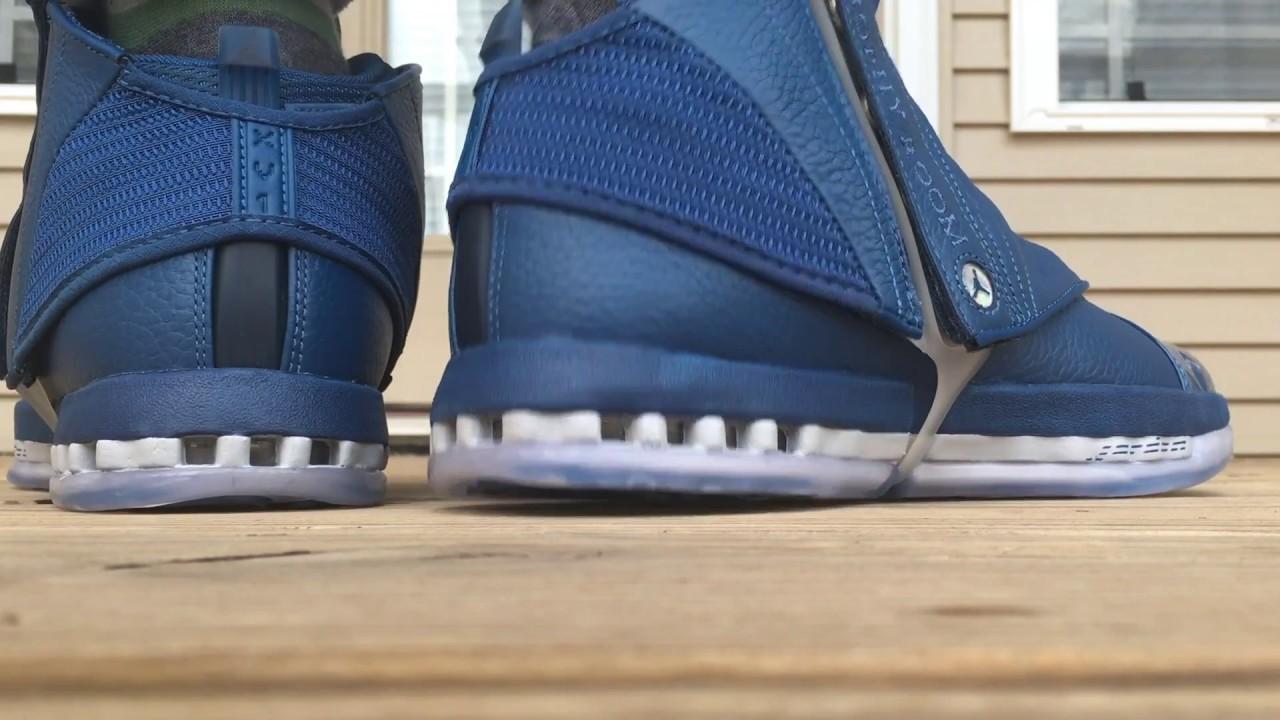 107aaf0f64a2 Air Jordan 16